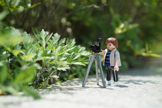 Playmobil, Photography, Photographers, Photographer