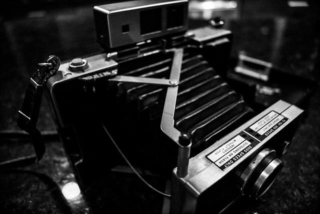 Vintage, Camera, Photo, Retro, Photographer