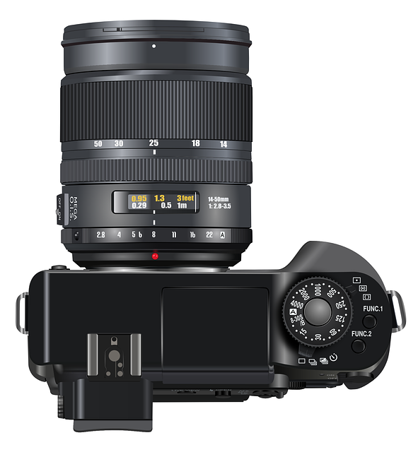 Digital Camera, Black, Digicam, Camera, Photographs