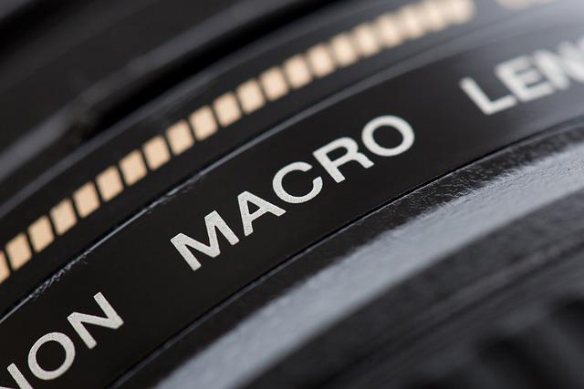 Camera, Lens, Photography, Macro, Photograph, Black