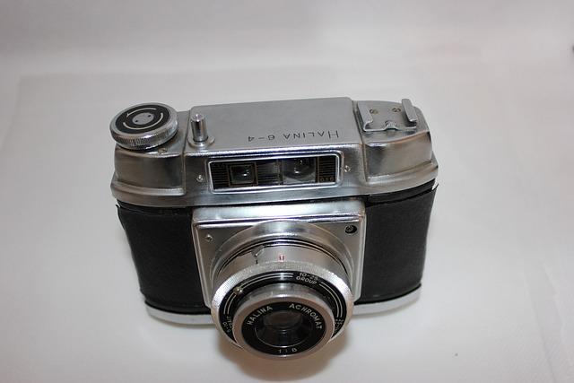 Halina 6-4, Halina Camera, Lens, Body, Photography