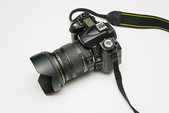 Camera, Photographer, Equipment, Photography Equipment