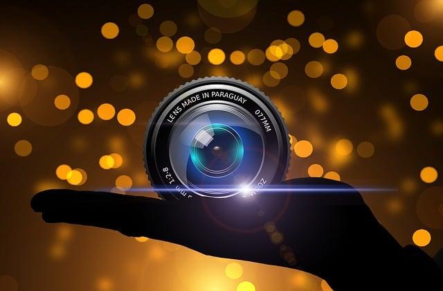 Hand, Keep, Lens, Photography, Photograph, Camera