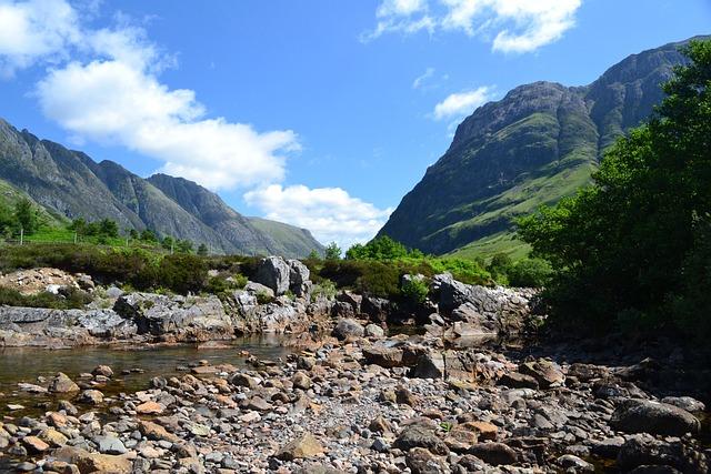 Scotland, Ben, Nevis, Landscape, Photo, Photography