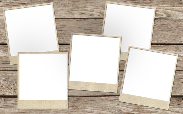 Frames, Photo Frames, Transparent, Blank, Photography
