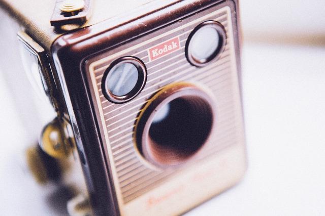 Camera, Photography, Kodak, Vintage, Photo, Classic