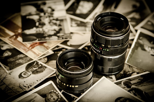 Photo, Lens, Lenses, Photographer, Old, Photos, Memory