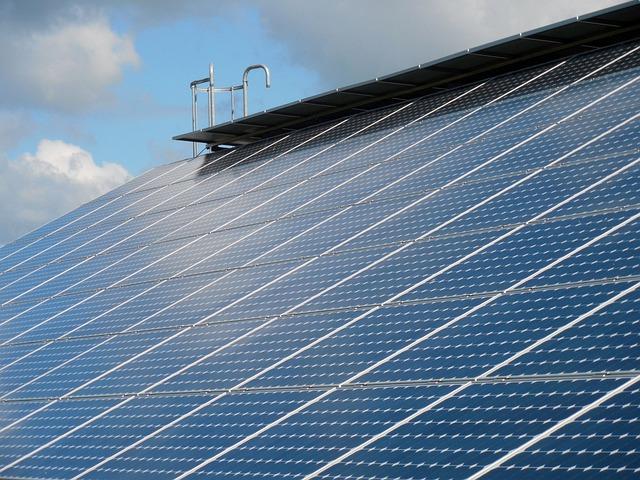 Solar Cells, Solar Energy, Photovoltaic, Energy