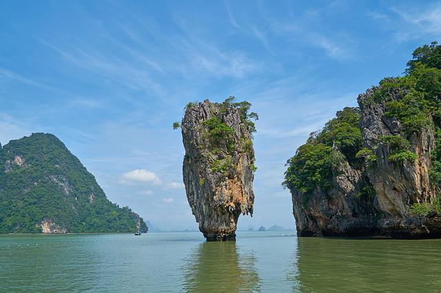 Phang Nga Bay, Phuket Province, James Bond Island