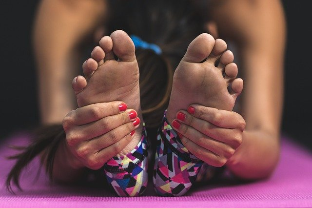 People, Woman, Girl, Yoga, Mat, Physical, Fitness