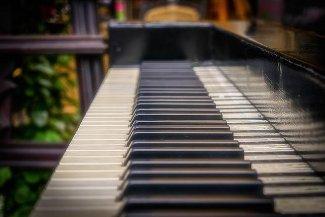 Piano, Music, Keys, Musical Instrument