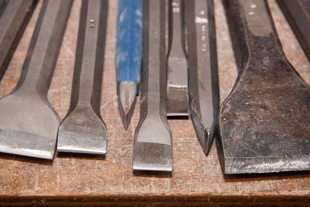 Strike Iron, Pickling Iron, Rods, Setzer, Tool