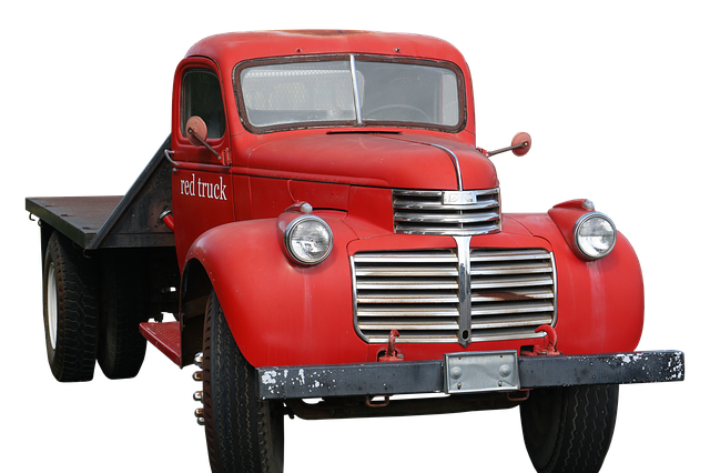 Truck, Pickup, Gmc, Red, Usa, Oldtimer, Pickup Truck