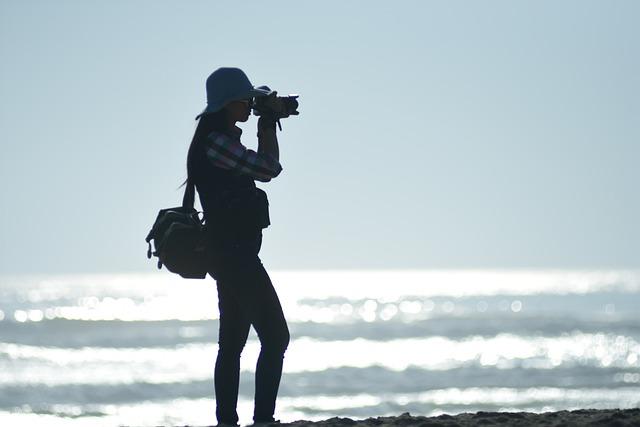 Beautiful Girl, Picnic, The Sea, Dawn