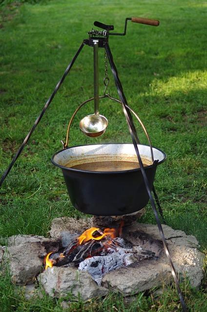 Stew, Soup, Picnic, Celebration, Cooking