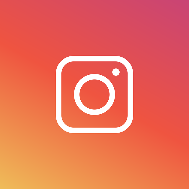 Free photo pictogram instagram logo icon flat design max for Mobilia instagram