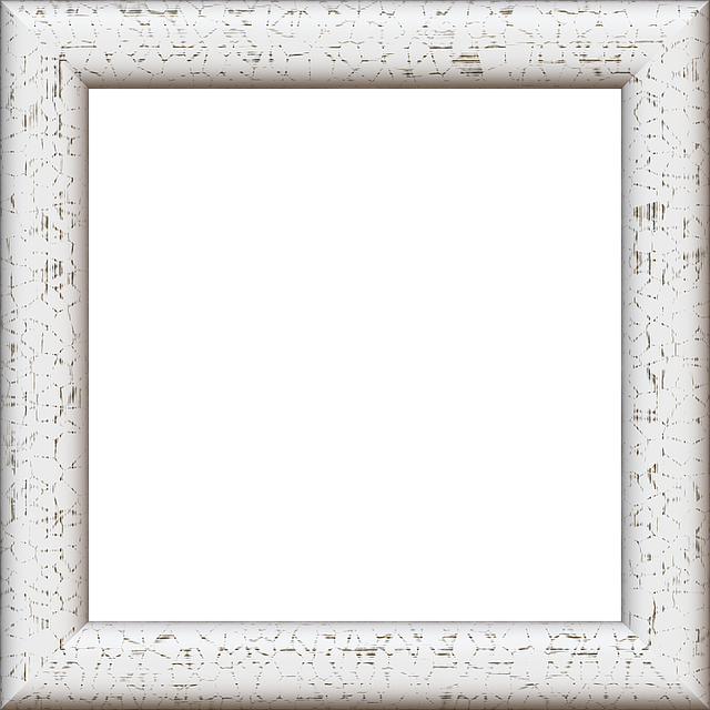 Frame, Picture Frame, Outline, Mat, Isolated
