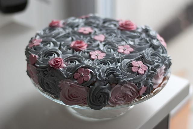 Pie, Birthday, Jaraque, Sweet, Sponge Cake, Delight