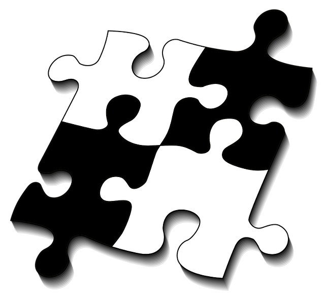 Puzzle, Share, Four, Match, Piecing Together, Play