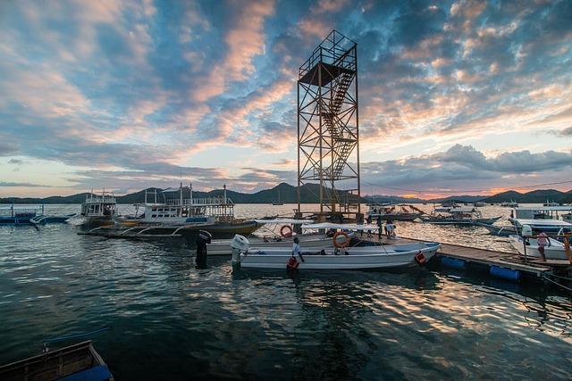 Water, Travel, Sea, Sky, Harbor, Watercraft, Pier, City