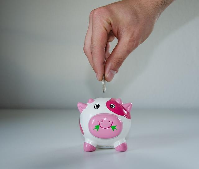 Save, Piggy Bank, Money, Economical, Ceramic, Finance