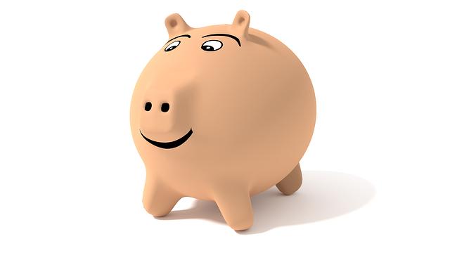 Piggy Bank, Pig, Figure, Lucky Pig, Luck, Lucky Charm