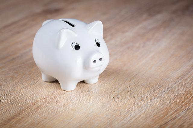 Piggy Bank, Save, Piglet, Economical, Ceramic, Finance
