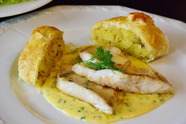 Zander Filet, Pike Perch, Fish, Fish Fillet