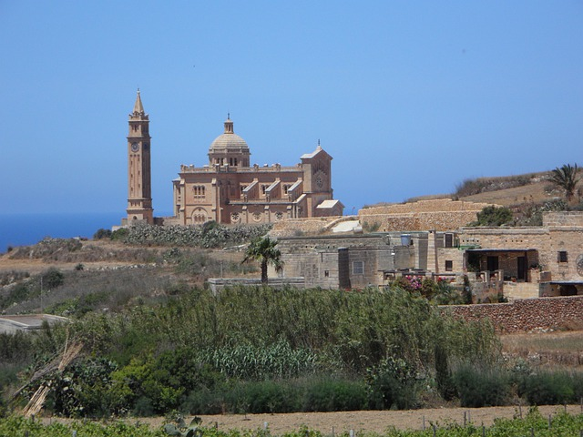 Gozo, Church, Exposed, Make A Pilgrimage, Pilgrimage