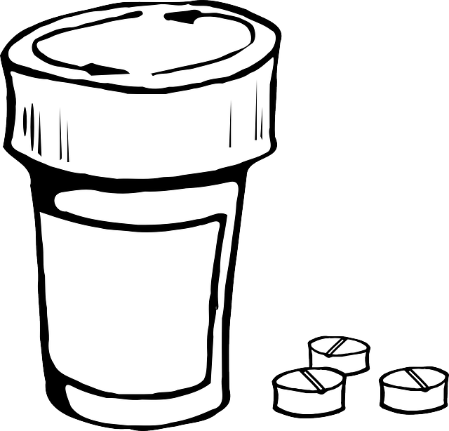Bottle, Pill, Container, Medicine, Pills, Prescription