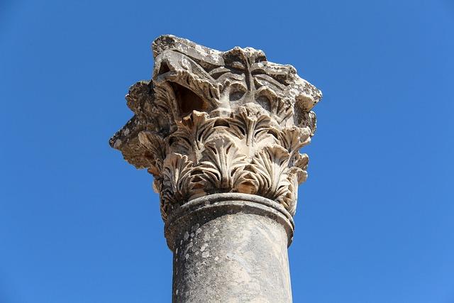 Antiquity, Ephesus, Turkey, Archaeology, Pillar