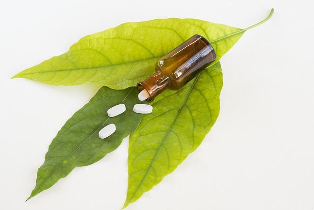 Medical, Drug, Medicine, Green, Leaf, Pills