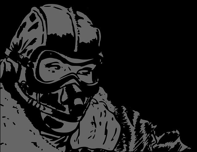 Airman, Mask, Pilot