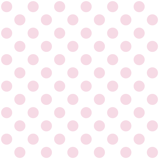 Background, Beads, Pink, White
