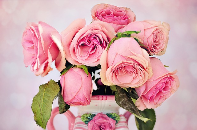 Free photo pink rose nature beautiful plants flowers garden max pixel roses flowers floral love petal pink vase mightylinksfo Gallery