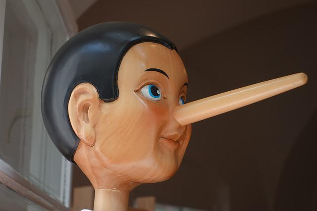 Pinocchio, Nose, Lying Nose, Long, Lie, Fairy Tales