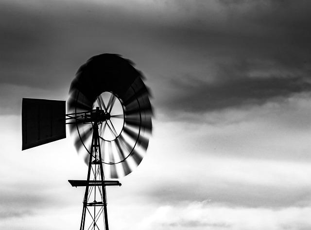 Pinwheel, Movement, Windspiel, Turn, Wind Direction