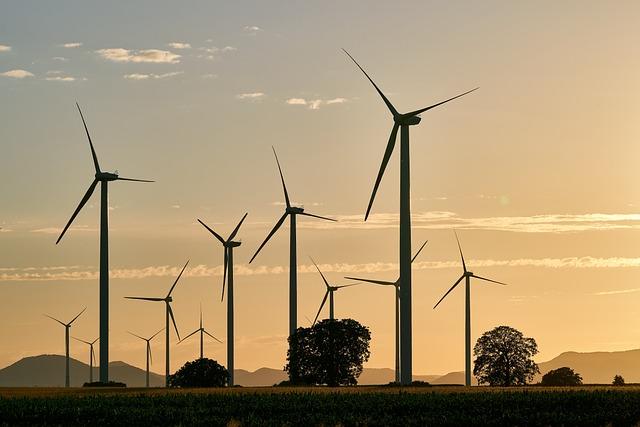 Pinwheels, Energy, Electricity, Renewable, Wind Energy