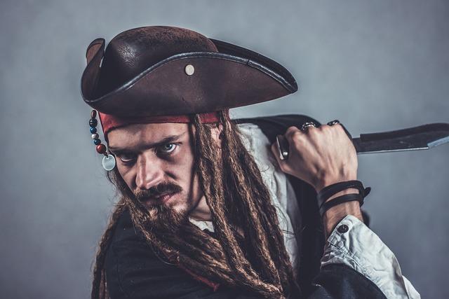 Pirate, Corsair, Piracy, Privateers, Captain, Pirates