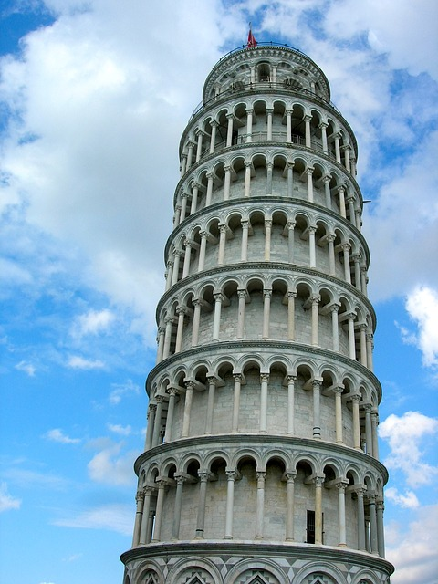 Tower Of Pisa, Pisa, Italy