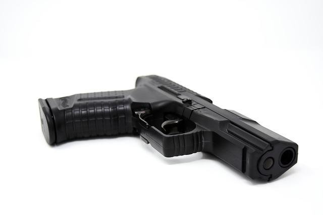 Pistol, Sport, Airsoft, Weapon, Target, Crime, Fight