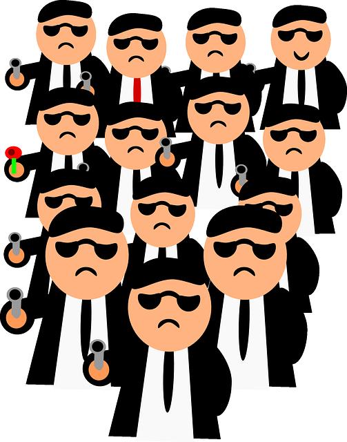 Men, Gangster, Robbery, Pistol, Person, Criminal, Gang