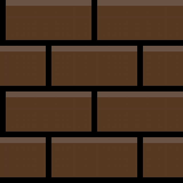 Pattern, Super Mario, Pixel Art, Block, Nintendo, Brick