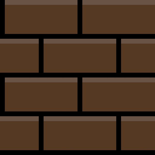 Pattern, Super Mario, Pixel Art, Block, Nintendo, Brick