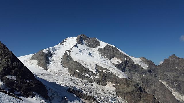 Piz Bernina, Alpine, Biancograt, Graubünden