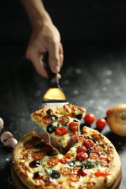 Free Photo Pizza Dominos Pizza Cooking Kitchen Pizza Hut Max Pixel