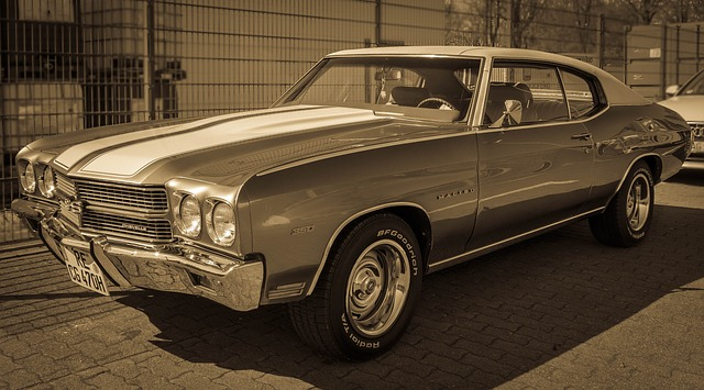 Oldtimer, Chevrolet, Chevelle, Auto, Vehicle, Usa, Pkw
