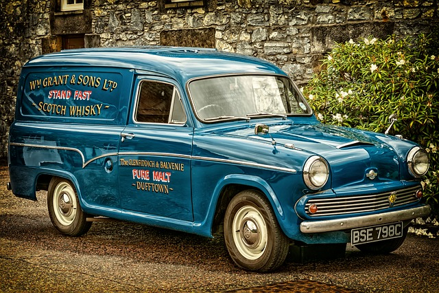 Auto, Pkw, Oldtimer, Morris, Classic, Automotive