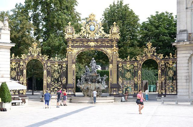 Architecture, Place Stanislas, Nancy