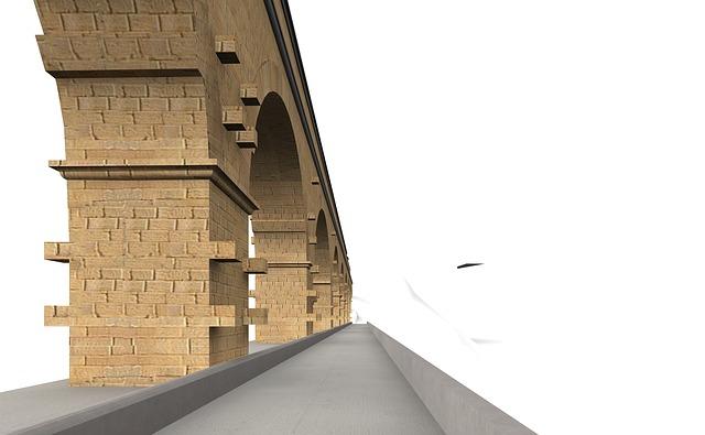 Pont Du Gard, France, Building, Places Of Interest
